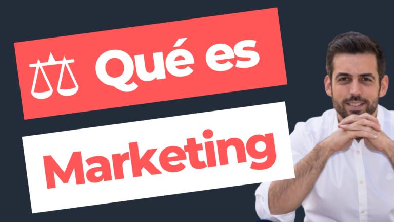 Qué es el marketing Jurídico