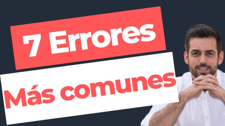 7 errores de tu web de abogado que evitan que captes clientes