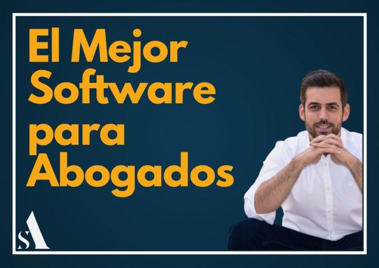 Software Abogados
